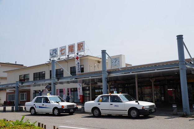 七尾駅・七尾線