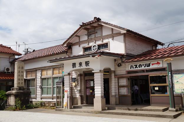 鶴来駅・北鉄石川線
