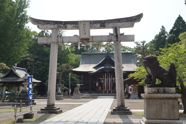 武生 総社大神宮
