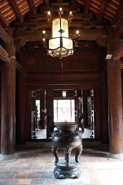 ハノイ 文廟 4