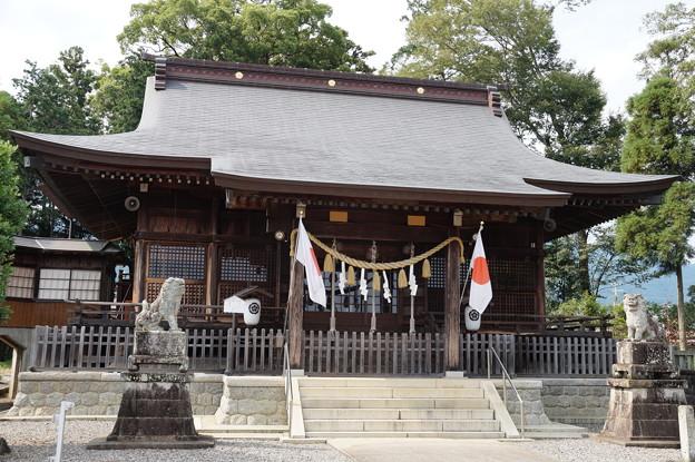 新城 富永神社