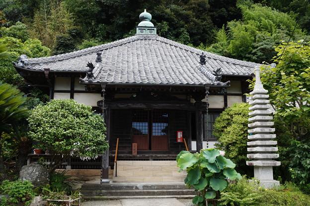下田 長楽寺