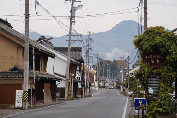稲荷山宿 4