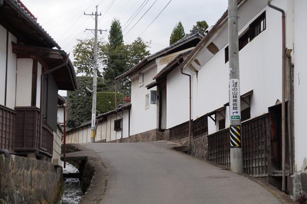 茂田井間の宿 3