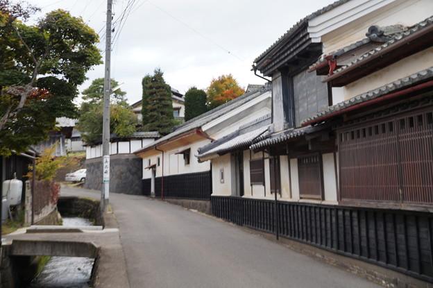 茂田井間の宿 4