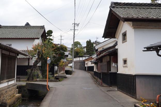 茂田井間の宿 5