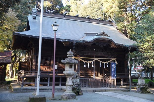 大井町 三嶋神社