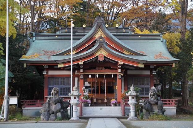 松田 寒田神社