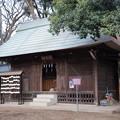 Photos: 城山熊野神社 絵馬殿