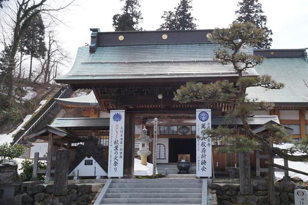 栃尾 常安寺