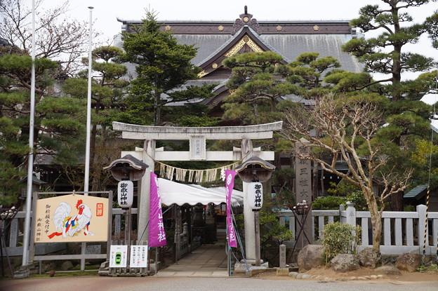 柏崎 御嶽山神社