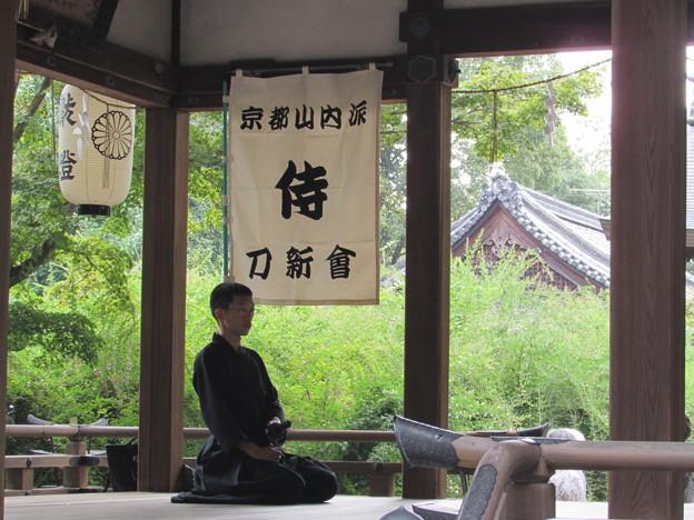梨木神社・萩まつり1