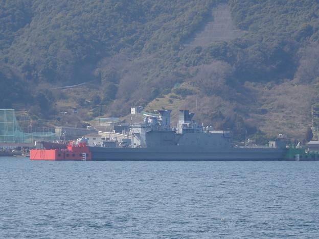 フェリー乗船(呉 ~ 広島港)   DSC00496