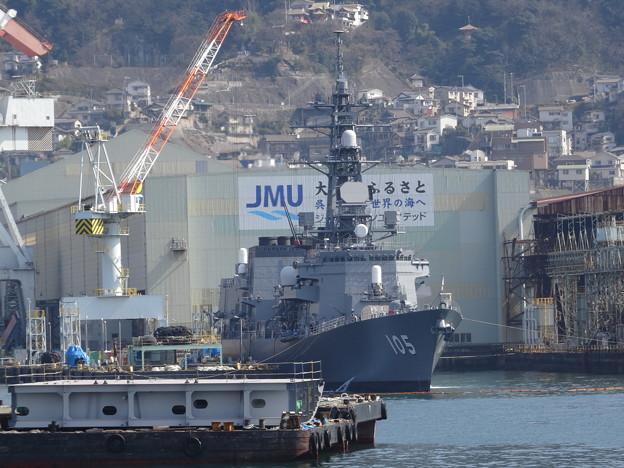 フェリー乗船(呉 ~ 広島港)   DSC00375