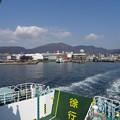 フェリー乗船(呉 ~ 広島港)   DSC00367