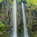 写真: 白糸の滝-2