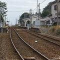 写真: 雨晴駅