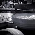 写真: にんたまラーメン チャーハンセット