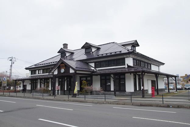 室蘭駅旧駅舎
