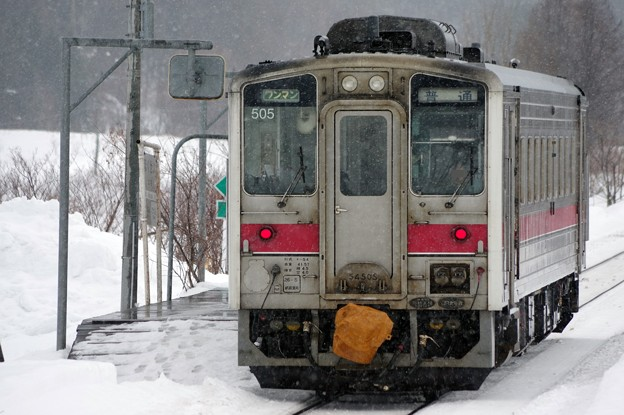 キハ54-505単行