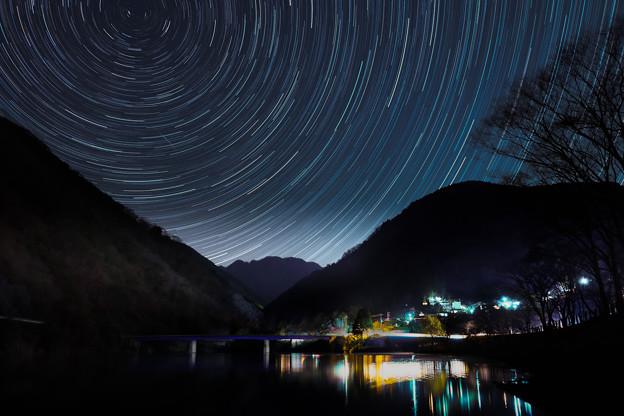 写真: 丹沢湖
