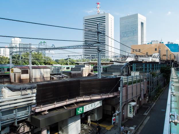 JR浜松町駅 北口