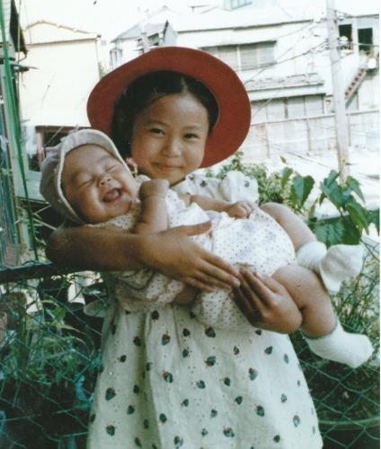 写真: ひろみ&TOKO