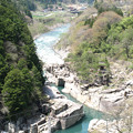 Photos: IMG_9263 木曽川と寝覚めの床