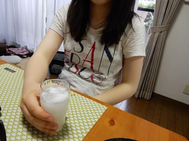 写真: DSCN0741 初酒