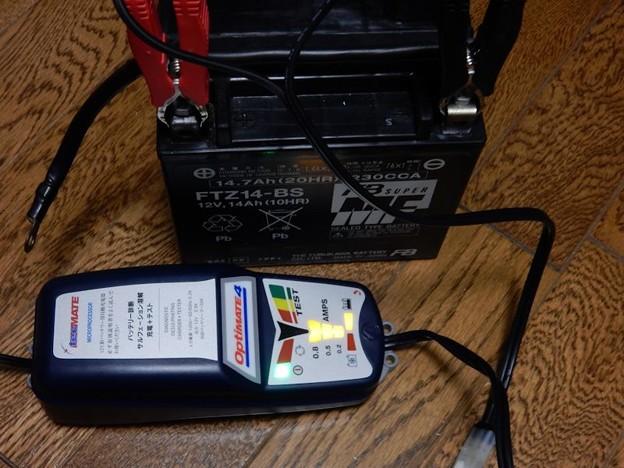 写真: DSCN0774 とりあえず充電