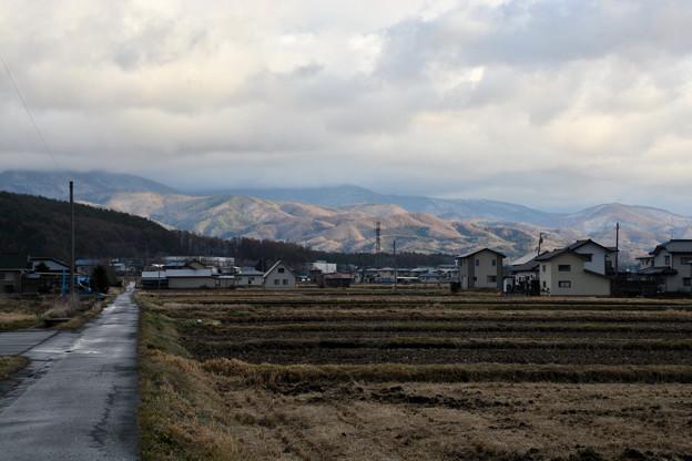 写真: 遠野風景2