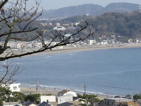 建長寺からの眺望