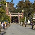 鹿島神宮 表参道
