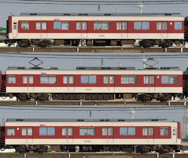 近鉄2050系2054F(RC52)海側側面 2011.05.05