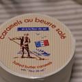 Photos: Societe France caramels au beurre sale 木箱