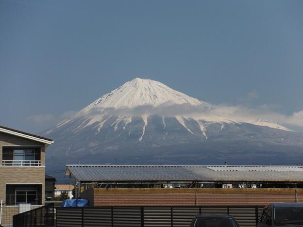 今日の富士山(2017/3/18)