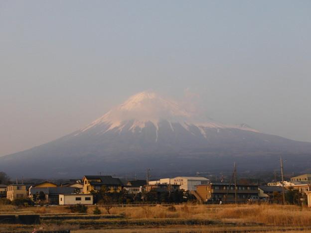 今日の富士山(2017/3/19)