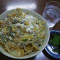 写真: 20120913「天かす丼」500円