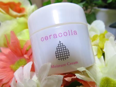 明色化粧品 セラコラ 保湿クリーム (4)