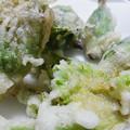 写真: フキノトウの天ぷら