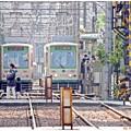 Photos: 都電町屋駅前展望1