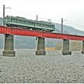 Photos: 赤い鉄橋