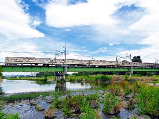 Photos: 夏空鉄橋