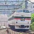 写真: 特急かいじ188号