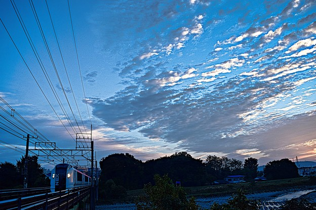 morning glow N'EX