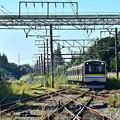 Photos: 運河行き列車