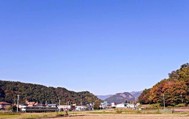 沿線の秋景色(3)