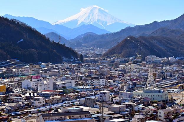 Photos: 富士が見える沿線5