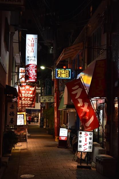 南京町 路地 DSC_0332