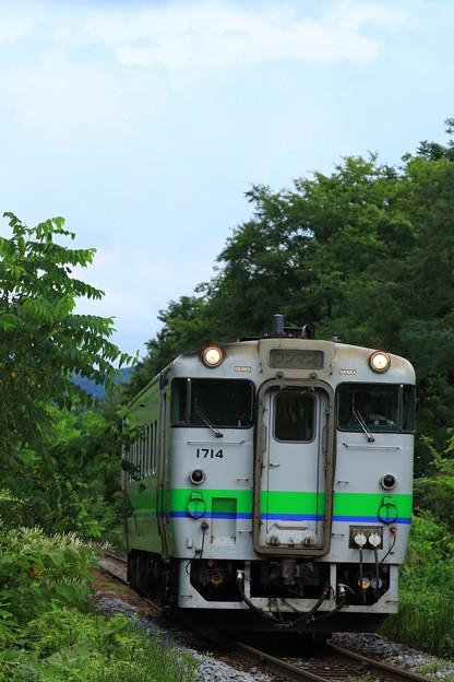 Photos: キハ40形@上川~東雲その3
